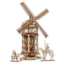 Mechanikus famodell - szélmalom