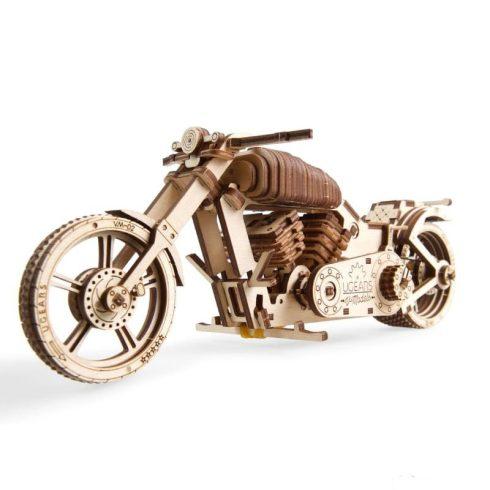 Mechanikus famodell - motor