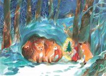 Karácsony az erdőben (63-124)
