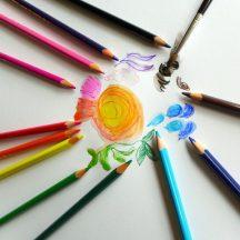 LYRA Aquarell ceruzakészlet (24 színű)